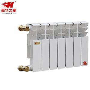 Die cast aluminum radiator
