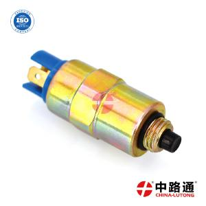 electromagnetic valve assembly 7167-620d diesel generator fuel cut off solenoid