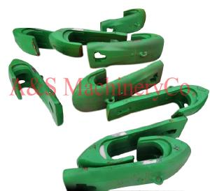 Lip Shroud for Electric Rope Shovel Cast Lip with V91 Tooth System
