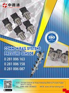 denso common rail pressure sensor Delphi common rail fuel pressure sensor