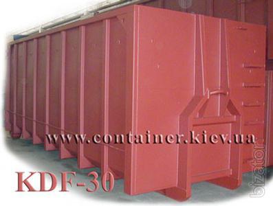Multilift/Hook/Skip/Lifdupmer/Garbage steel Container KDF-30