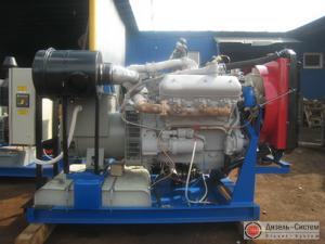 Дизель-генератор АД-120С-Т400 ЯМЗ
