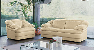 Итальянские диваны и кресла Doimo - Диван двухместный LUXOR DOIMO SOFAS
