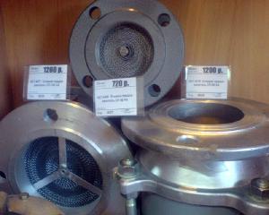 Оборудование для АЗС и Нефтебаз - Огневой предохранитель (алюминий)