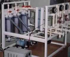 Электродиализные аппараты и установки – промышленные и лабораторные - Лабораторн