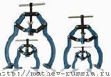 Центратор для сварки труб - Центратор для труб EZ-Fit Clamp