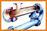Подогреватель водоводяной скоростной ПВ - Подогреватель водоводяной ПВ 10-168х40