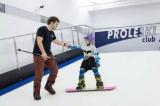 PROLESKI PRO3D - горнолыжный тренажер - симулятор для лыжников и сноубордистов