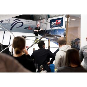 PROLESKI PRO2V - горнолыжный тренажер - симулятор для лыжников и сноубордистов