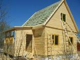 Срубы, брусовые дома строим - Брусовой дом
