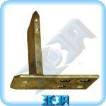 Нож контактный неподвижный верхний на 3150А чертеж 5 АХ 566008