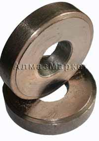 Алмазные ролики прямого профиля ПП, АРР - Ролик алмазный АРР 70х12,5х28