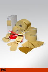 """Абразивный материал - Наждачная абразивная бумага/шкурка PKC """"THE CARBO GROUP IT"""