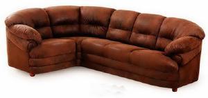 Мягкая мебель для дома под заказ - Диван угловой Тефани