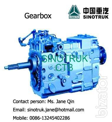 HOWO TRUCK PARTS gearbox ZF5S-150GP - ZF5S-150GP