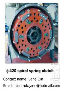 HOWO TRUCK PARTS gearbox ZF5S-150GP - clutch