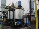 Установка модификации битума полимерами типа «Кратон» и «Бутанал-198»  производс