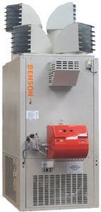 Стационарные теплогенераторы BENSON для внутреннкго размещения - Напольный газов