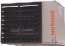 Дизельные подвесные теплогенераторы BENSON для внутреннего размещения - Подвесно
