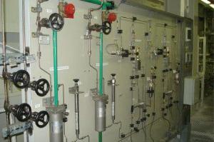 Установка подготовки проб «EPE-ARM» для автоматического водно-химического контро