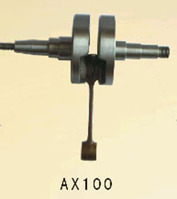 Supply various Motorcycle crankshaft - AX100