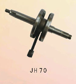 Supply various Motorcycle crankshaft - JH70