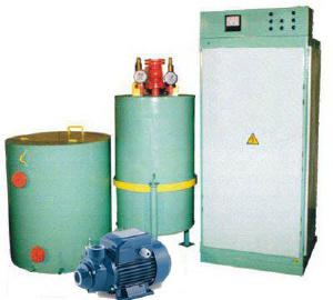 электрический паровой котел - паровой котел электрический КЭП-150