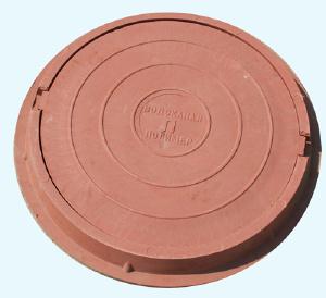 Люк канализационный полимерно-композитный тип Л