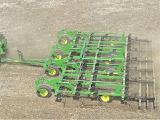Сельскохозяйственная техника - Культиватор John Deere 2210