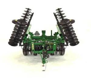 Сельскохозяйственная техника - Борона дисковая John Deere 637