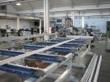 Оборудование для производства ПВХ окон Б/У и новое - Автомат обработки профиля H