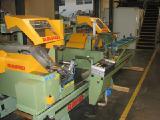 Оборудование для производства ПВХ окон Б/У и новое - комплект оборудования для п
