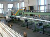 Оборудование для производства ПВХ окон Б/У и новое - Распиловочный центр Rapid с