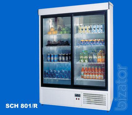 Шкаф холодильный Торговое оборудование Оборудование, инструменты и приспосо