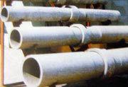 Асбестоцементная продукция - Трубы асбестоцементный. Безнапорные