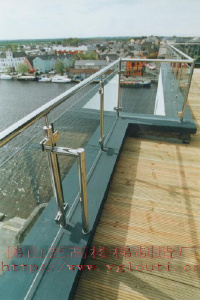 supply stair balustrade at low price - balcony rail,glass balustrade