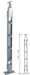 supply stair columns or balusters at low price - 2004-stainless steel column