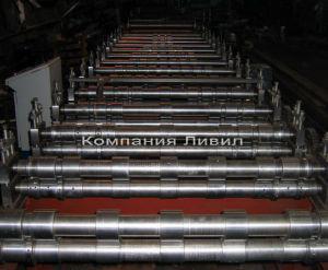 Оборудование для производства профнастила - Линия для производства профнастила С