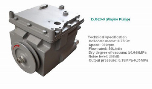 oil/fuel/petrol/gasoline pumps - DJ620-0 (Wayne PUMP)
