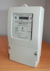 Счетчики активной электрической энергии Меридиан - Счетчики электроэнергии трехф