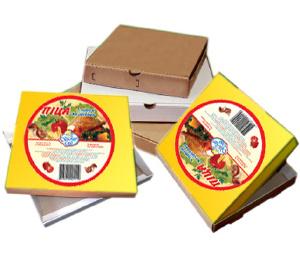 Упаковка из бумаги, картона, гофрокартона - Упаковка из картона и гофрокартона