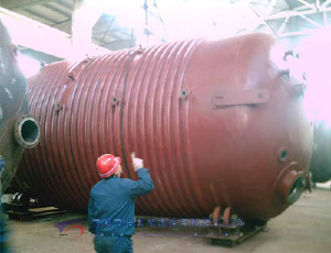 pressure vessels - Titanium/steel Clad Reaction Kettle