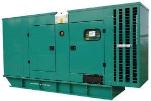 Дизель-генератор Cummins (Великобритания), дизельные электростанции, дизель-гене