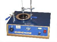 Приборы для анализа качества нефтепродуктов - Аппарат ТВО