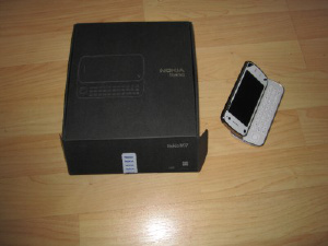 Apple iPhone 3GS 32GB - NOKIA N97 32GB