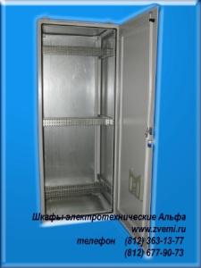 Шкафы электротехнические Альфа IP 54 www.zvemi.ru - 1S2D10.18.8 Шкаф электротехн