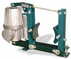 Тормоза колодочные - Тормоз колодочный ТКГ-200