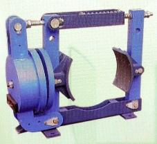 Тормоза колодочные - Тормоз колодочный ТКП-500