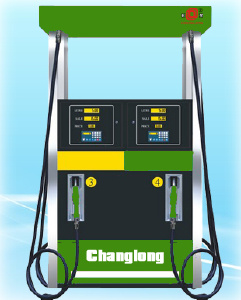 Changlong Fuel Dispensers/Pumps - 4 Nozzles Tokheim Fuel Dispenser-DJY-241A