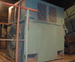 Промышленный вентилятор  ВВДН-17. - ВВДН-17